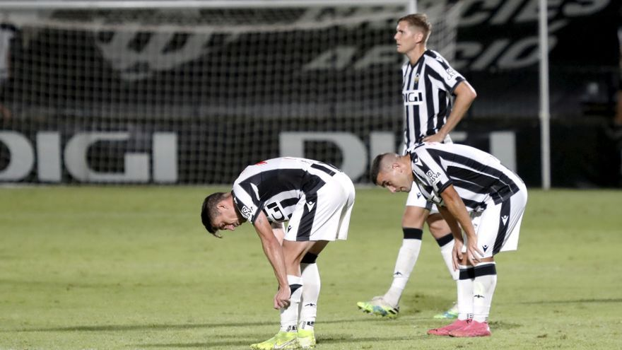 El demoledor dato que refleja la falta de gol del Castellón