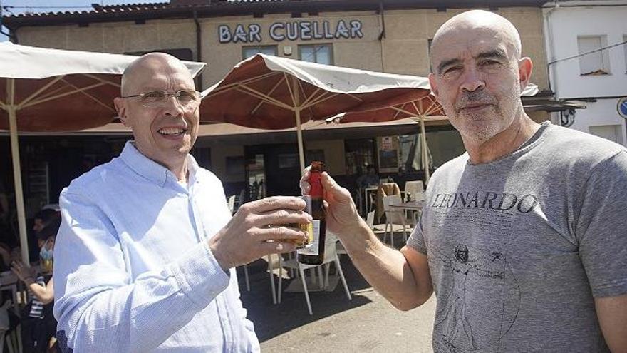 Els pelegrins del bar Cuéllar