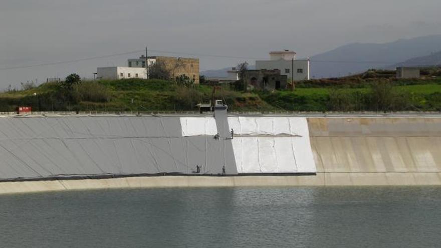 Los grandes embalses para el almacenamiento de aguas (III)
