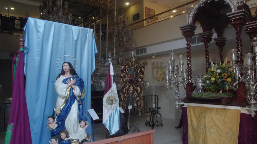 Las Glorias de Málaga muestran su patrimonio a los malagueños