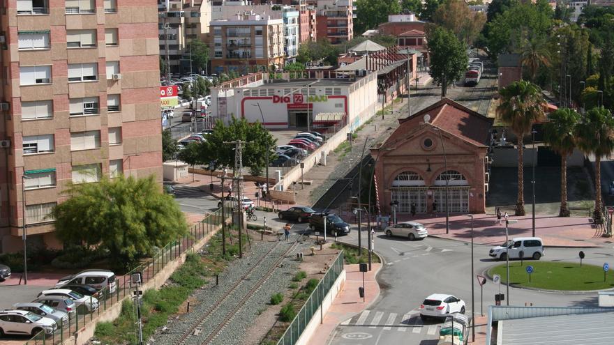 El PP de Lorca defiende la llegada del AVE soterrado