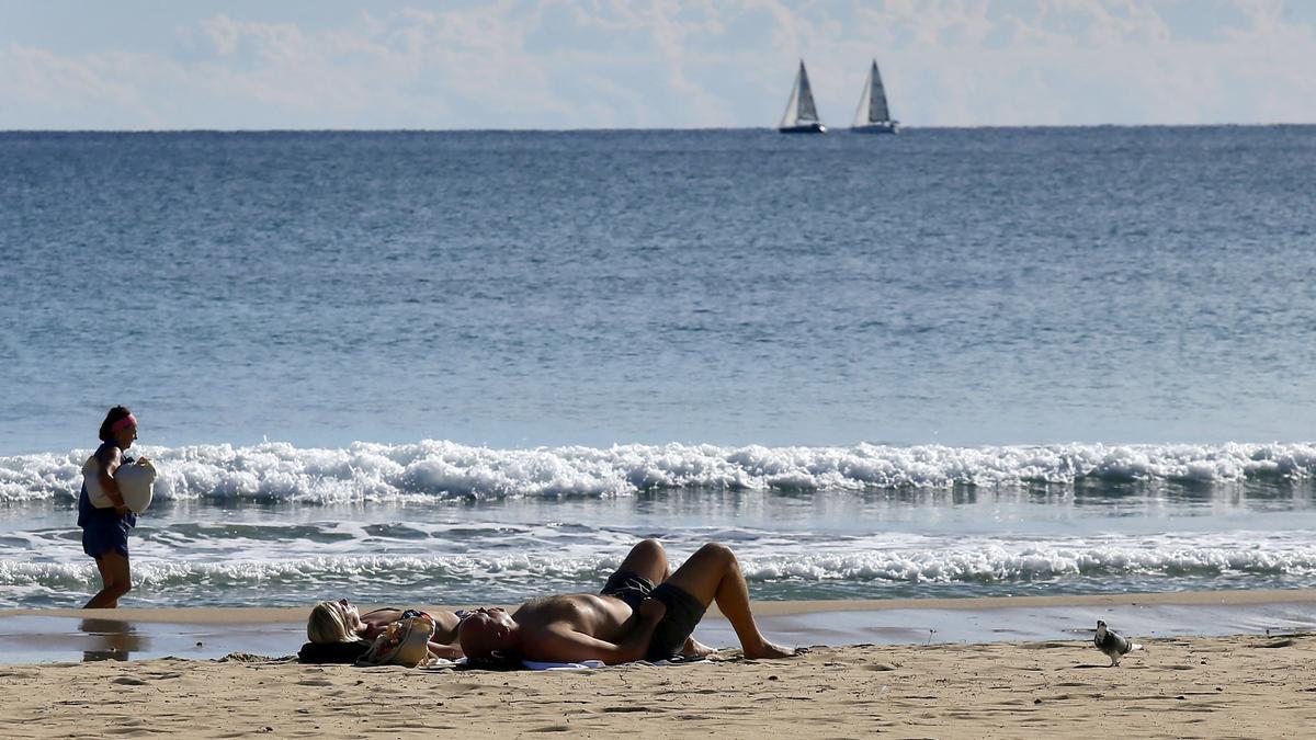 El tiempo en Alicante: Continúa el tiempo más fresco en la provincia