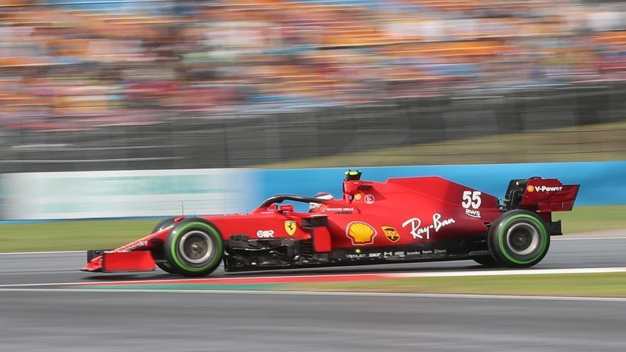 Alonso y Sainz saldrán quinto y último en el GP de Turquía