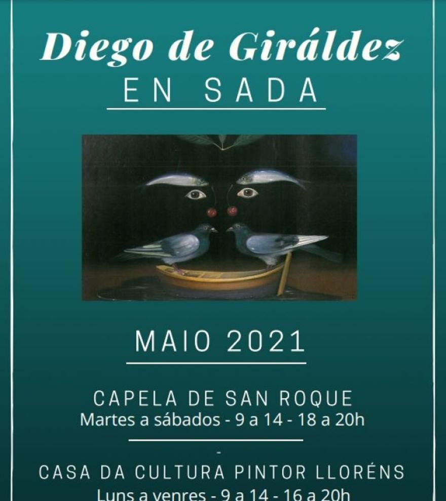 Exposición de Diego Giráldez