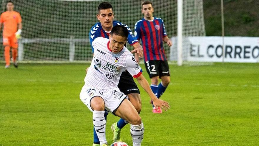 El Langreo cae eliminado en Copa Federación