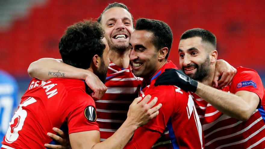 El Granada agranda su historia al pasar a cuartos pese a perder ante el Molde
