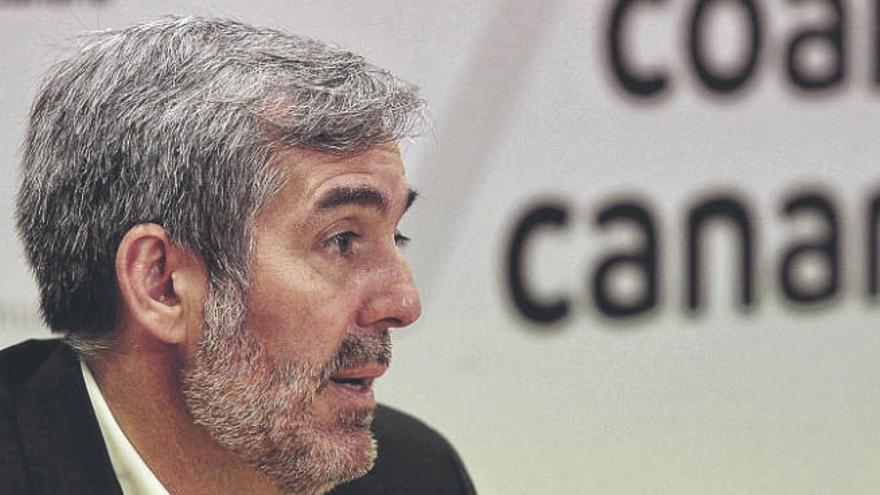 Clavijo se perfila como único candidato a la dirección de CC en el congreso