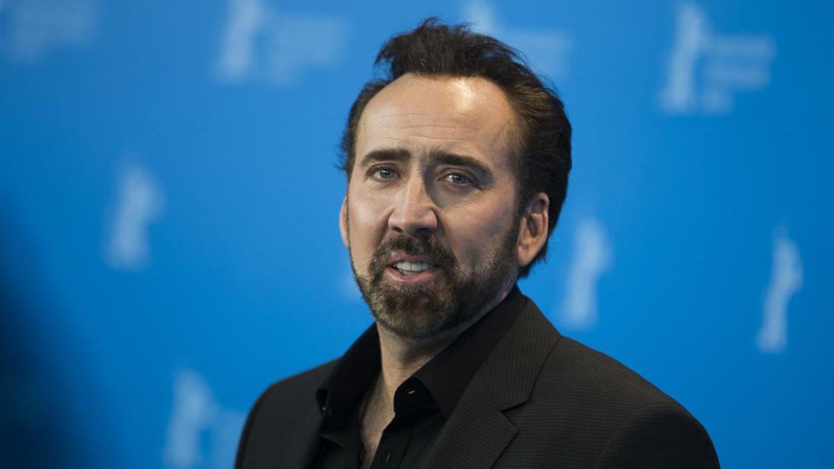 Nicolas Cage en una imagen de archivo.