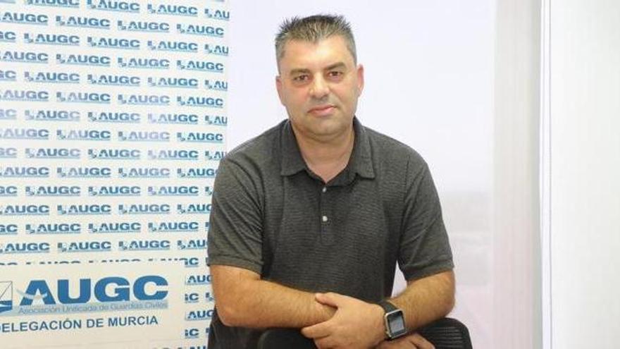 Juan García Montalbán vuelve a optar a la secretaría general de la AUGC