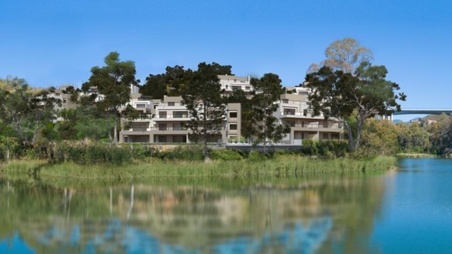 Taylor Wimpey invertirá más de 35 millones de euros en su nueva promoción, Marbella Lake