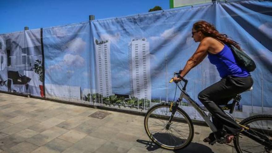 Baraka traslada a Urbanismo que quiere levantar ya los rascacielos