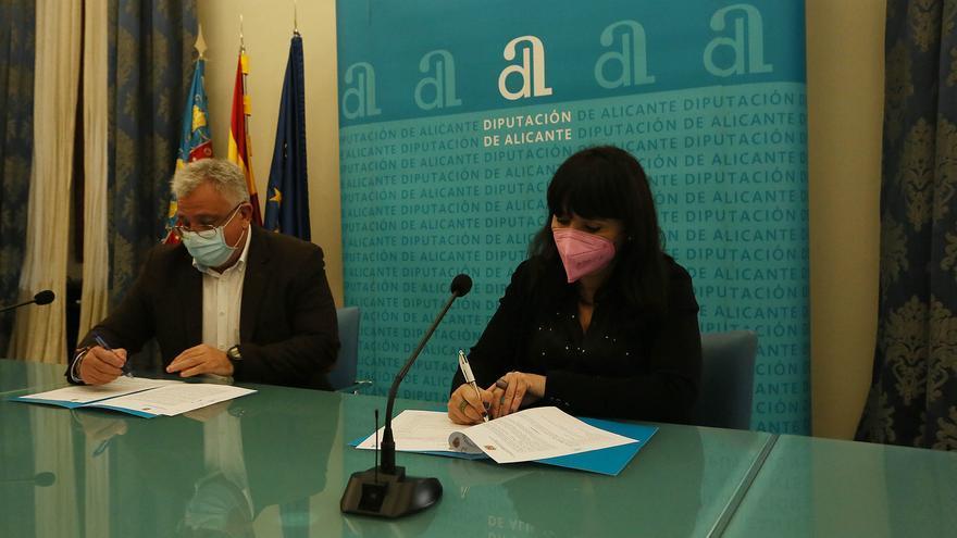 La Diputación y el Ayuntamiento de Alicante destinan 222.000 euros a actos culturales