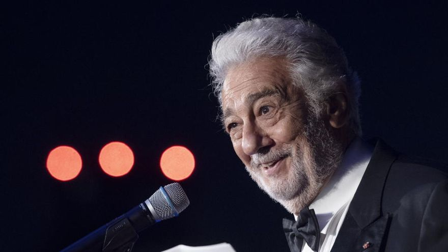 """Plácido Domingo: """"Jamás me retiraré de la música"""""""
