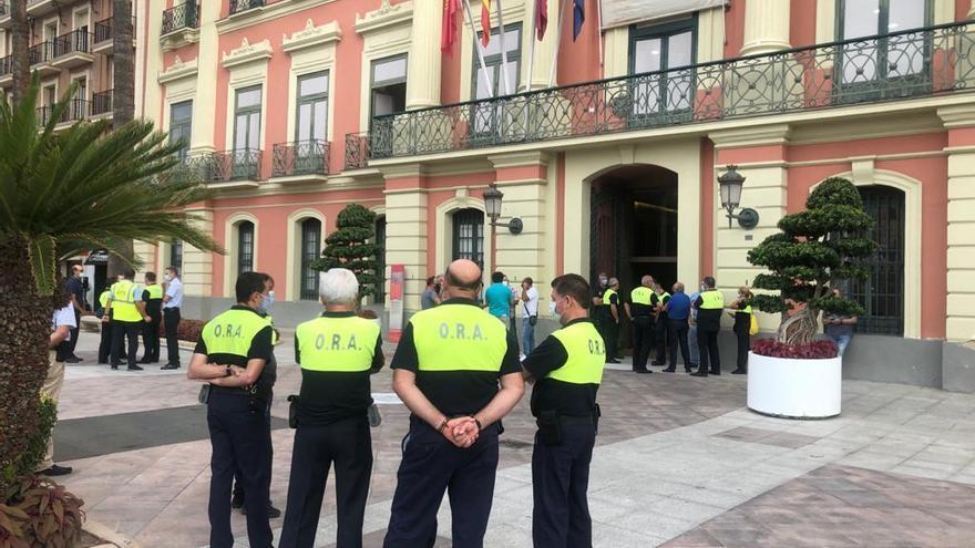 La ORA en Murcia será gestionada por Urbamusa