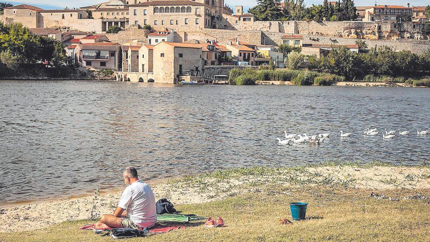 """Zamora vivirá un otoño """"más cálido y seco de lo normal"""", pronostica la Aemet"""