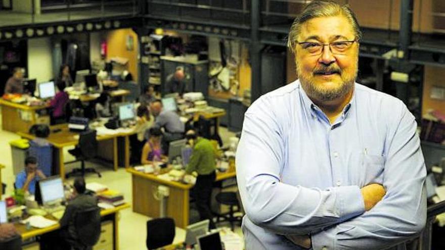 Muere el fundador de  'El Periódico de Catalunya' víctima de un cáncer