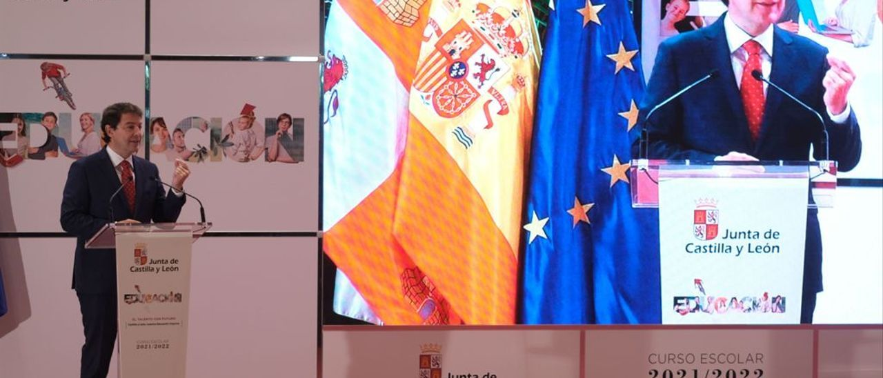 Castilla y León implantará la educación gratuita de dos a tres años