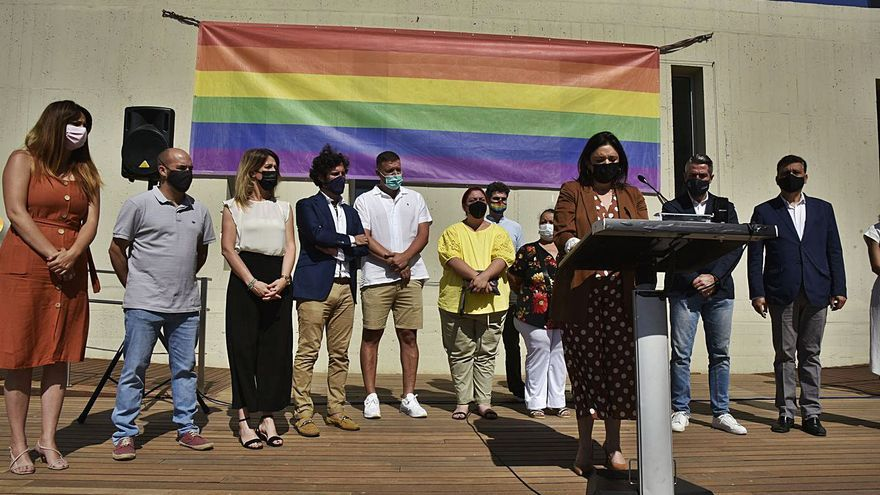 La Diputación de Málaga se suma a la celebración del Día del Orgullo