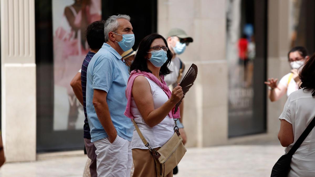 La incidencia da un respiro a la provincia y la capital
