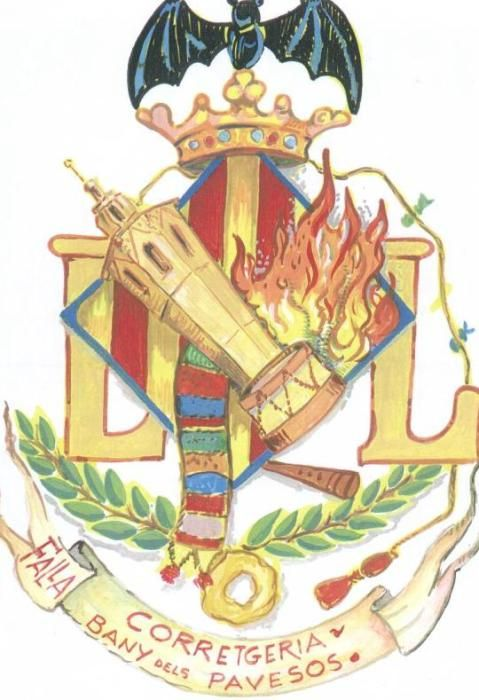 Corretgería-Bany dels Pavesos.
