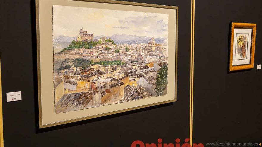 Exposición de Zacarías Cerezo en Caravaca