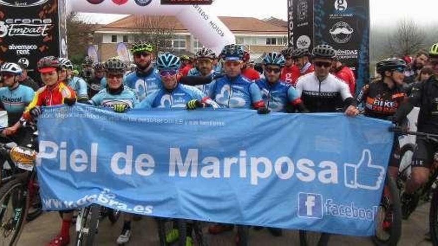 """El cangués José Luis Blanco y la sierense Rocío Gamonal ganan el """"Montes del Sella"""""""