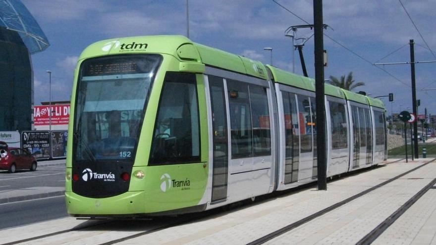 El Tranvía saca un 8'7 en su examen entre los usuarios