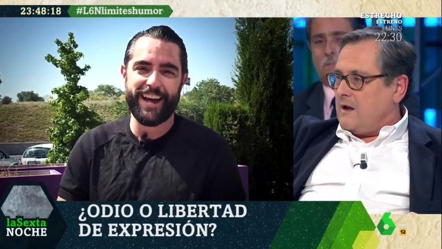 "Francisco Marhuenda defiende a Dani Mateo: ""Es humor"""