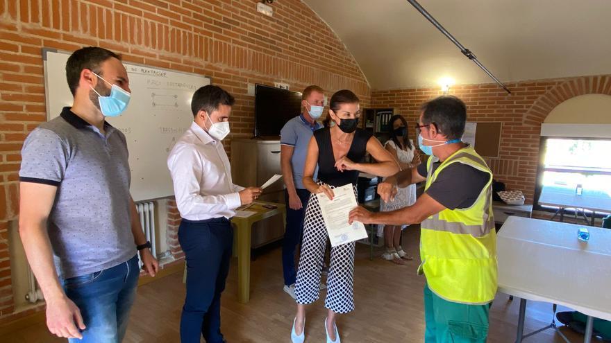 Clausurados 7 programas de formación y empleo en pueblos de Zamora