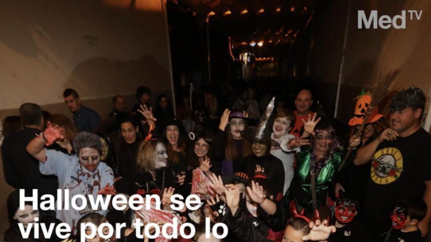 ¿Halloween o Todos los santos? Debate en Castellón