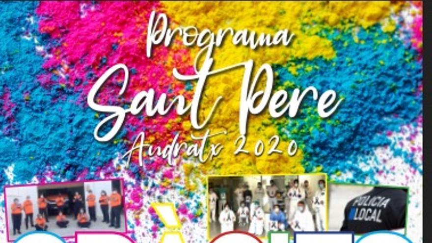 Festes de Sant Pere 2020