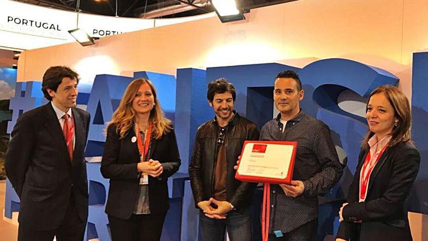 Zamora Natural recibe uno de los premios de mayor prestigio mundial