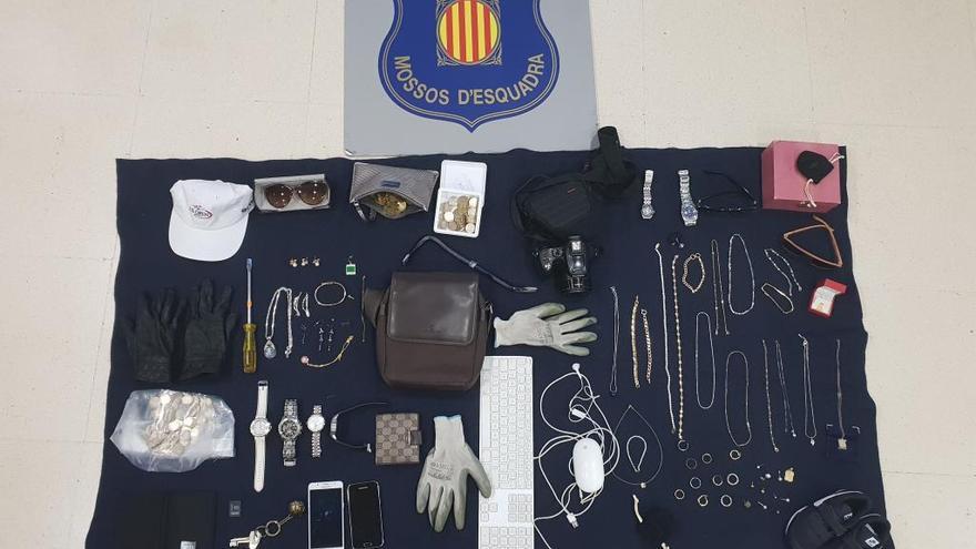 Ingressen a presó els acusats de cinc robatoris a Collbató, el Bruc i Sant Martí de Tous