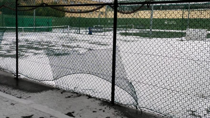 Aplazados los encuentros del Trofeo de Reyes de Tenis de Zamora