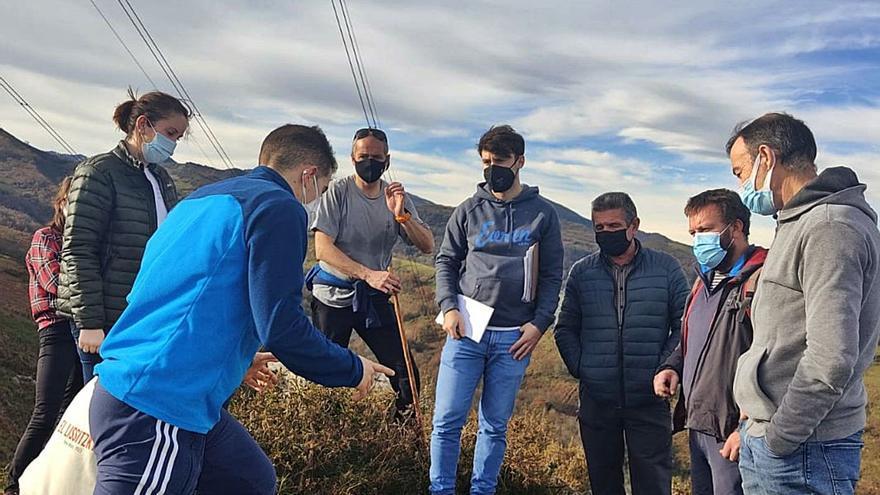 Grado y Santo Adriano llegan a un acuerdo inicial sobre el deslinde de los municipios