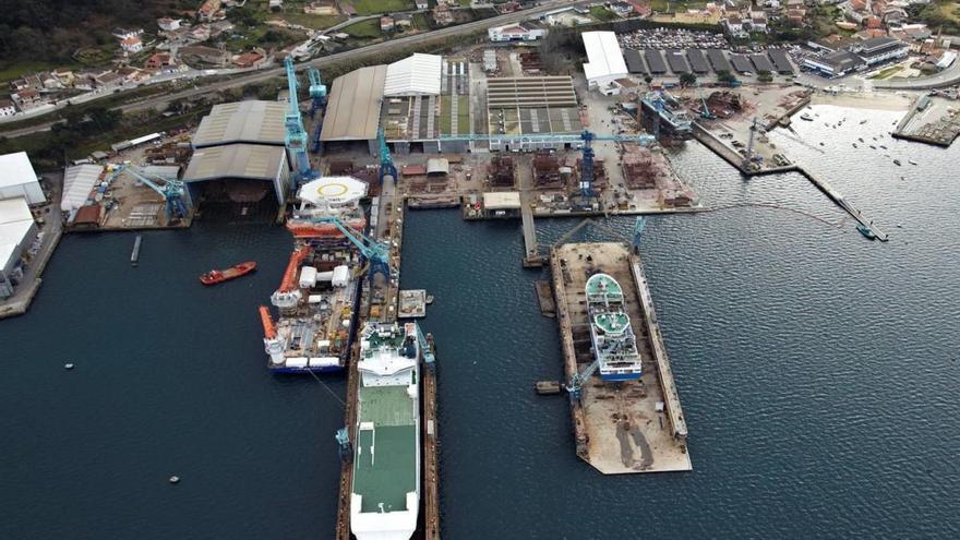 Metalships cierra la compra de otro dique para erigir un centro de reparación naval
