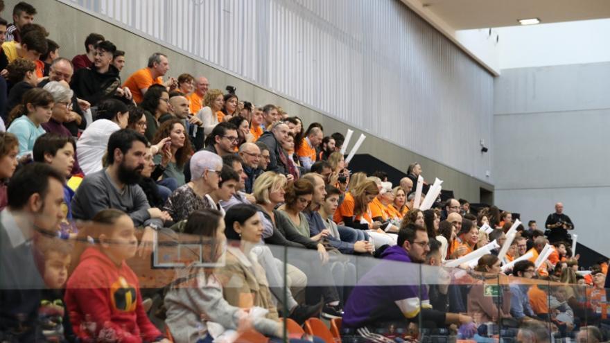 L'Alqueria del Basket vuelve a abrir sus puertas de forma segura