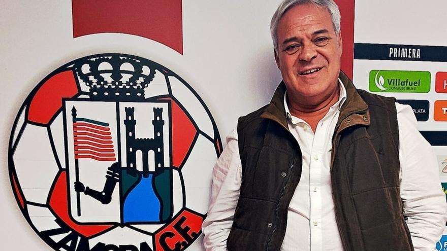 Dela, nuevo presidente de los Veteranos del Zamora CF
