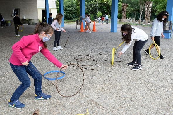 Día de fiesta en los centros educativos de Valga