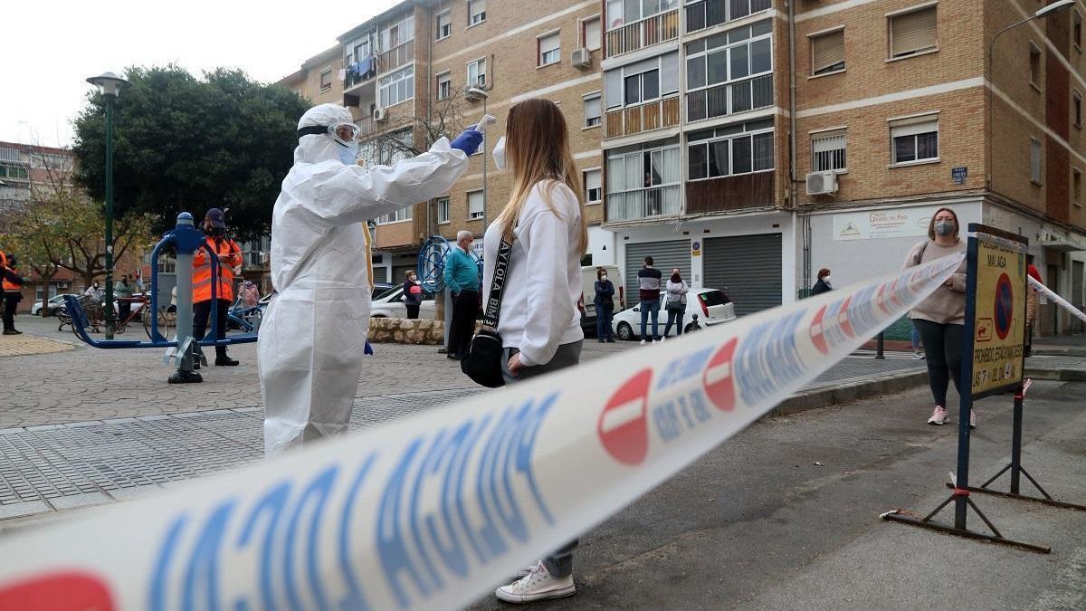 Andalucía sitúa su tasa por debajo de 250 y registra 93 fallecidos y 1.311 nuevos casos de covid