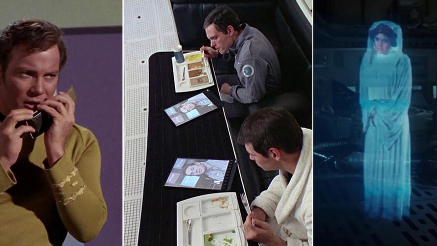 Ciencia o ficción tecnologías que se volvieron realidad