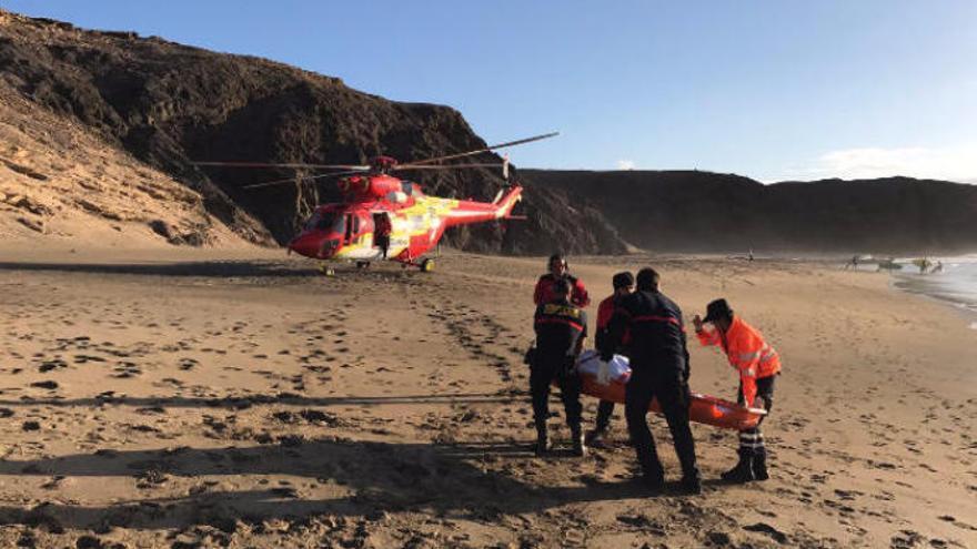 Unas 57 personas murieron ahogadas en Canarias en 2019