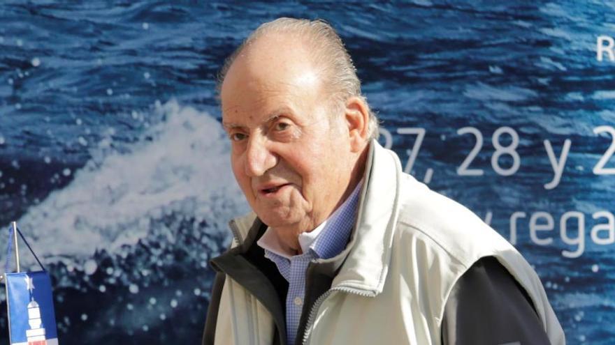 La Fiscalía se opone a la reapertura de la querella de IU contra el Rey Juan Carlos
