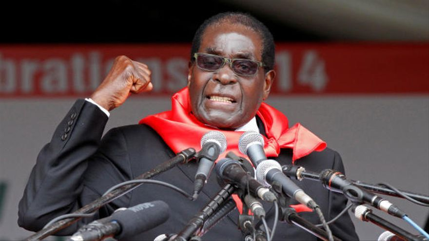 Robert Mugabe, expresidente de Zimbabue, muere a los 95 años