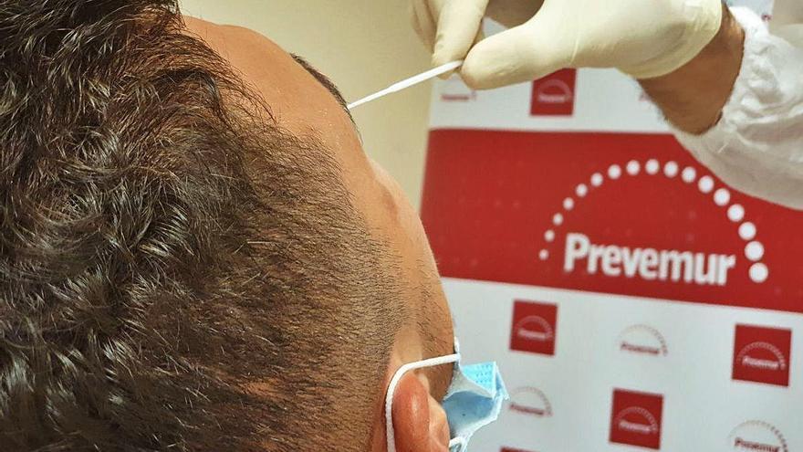 El coronavirus retrasa el estreno liguero del Real Murcia