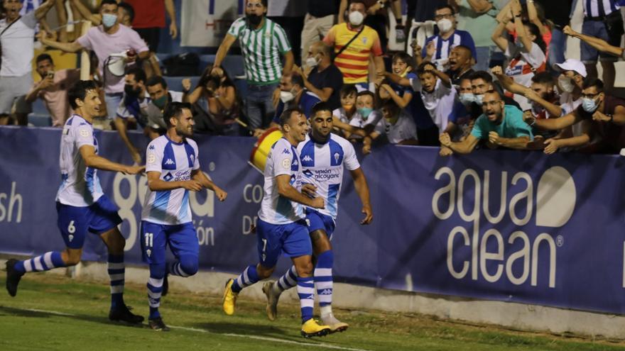 El Alcoyano desea hacer bueno el primer triunfo en la liga en casa del Linares