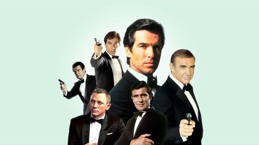 No soporto a James Bond