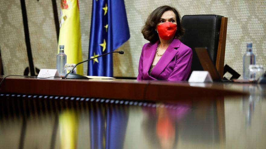 Calvo se distancia de la denuncia anunciada por Iglesias contra el PP por supuesto cohecho en la moción de Murcia