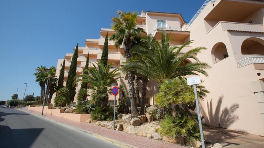 Ocupadas sólo 55 de las 194 camas de los hoteles covid de Ibiza