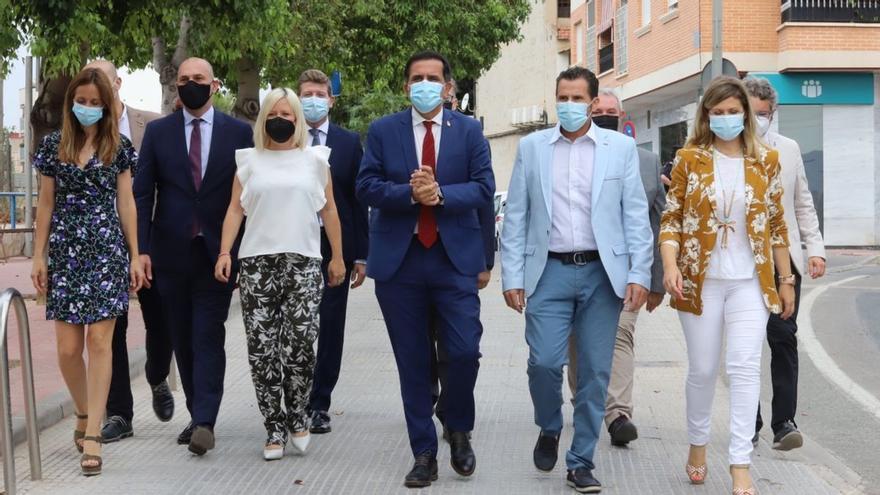 Serrano y Gómez prometen la mayor inversión en la historia del municipio